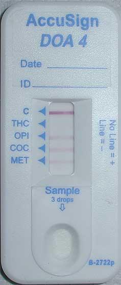 drug tester